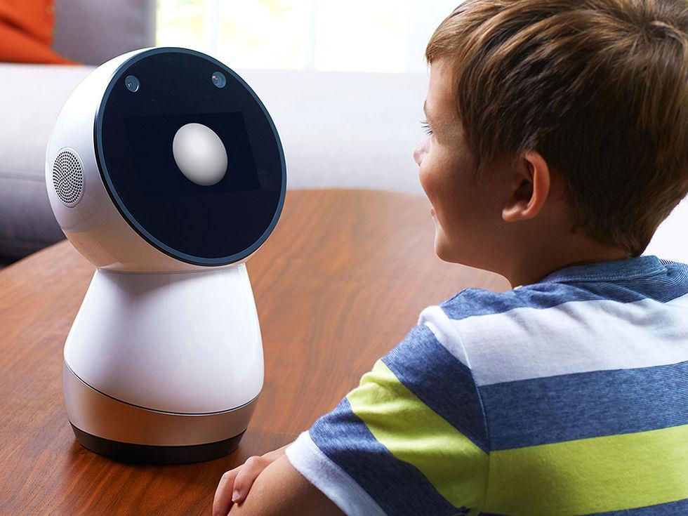 Den sociala roboten Jibo återuppstår