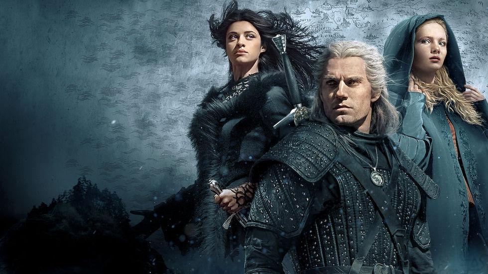 Netflix beställer Witcher-spinoff