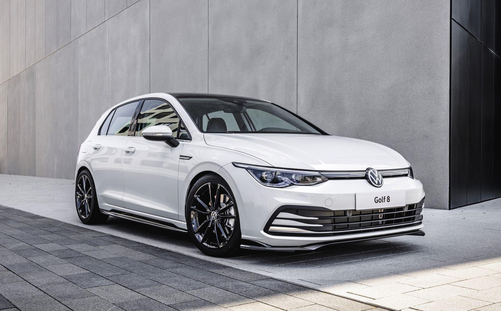 Så här kan Oettinger piffa till nya Volkswagen Golf