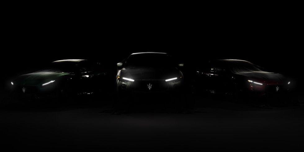 Maserati Ghibli och Quattroporte kommer i Trofeo-versioner