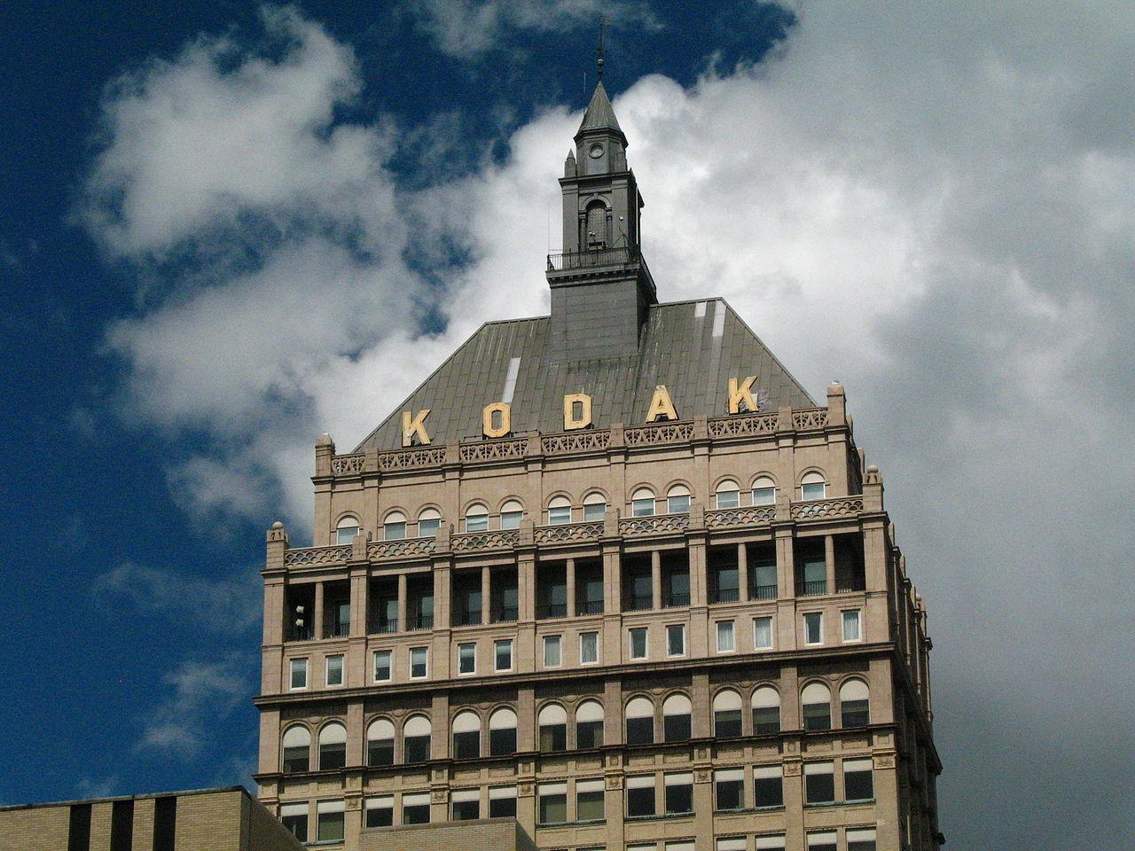 Nu ska Kodak bli ett läkemedelsföretag
