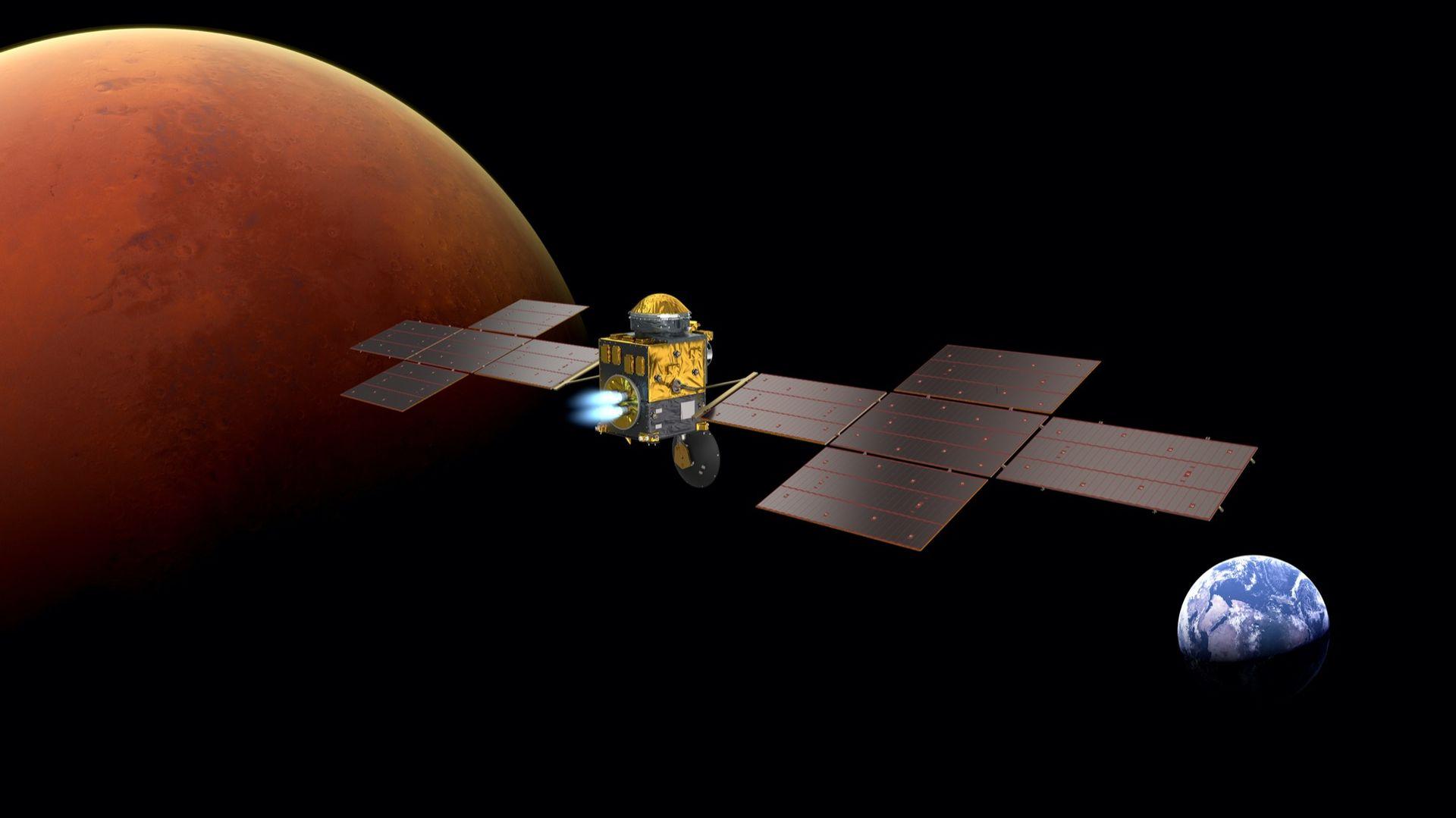 Airbus ska bygga världens första fraktfarkost mellan planeter