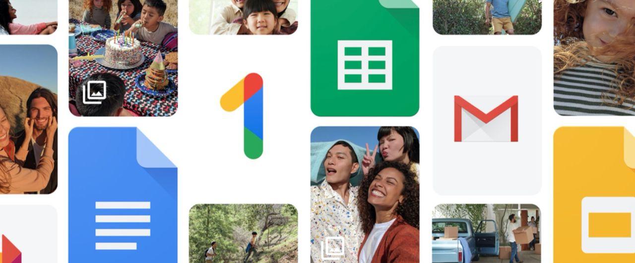 Google One erbjuder gratis backup för iOS och Android