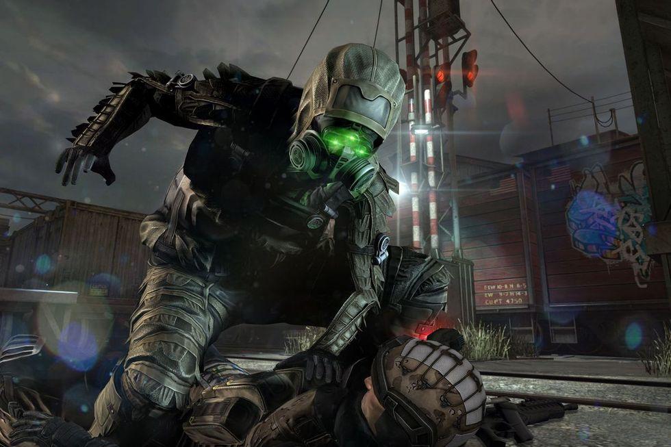 Splinter Cell ryktas bli animerad serie på Netflix
