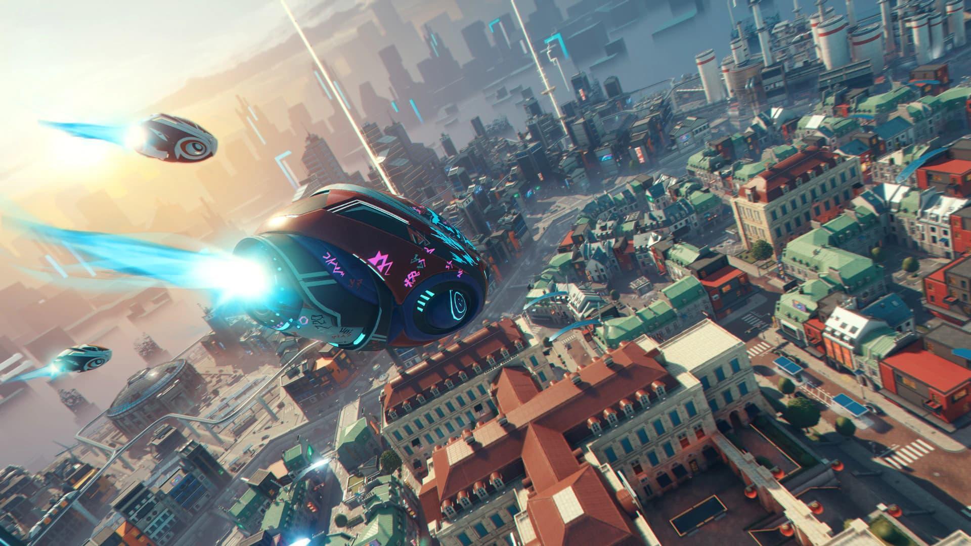 Hyper Scape släpps 11 augsti Ubisofts battle royale-spel kommer till Xbox One och PS4