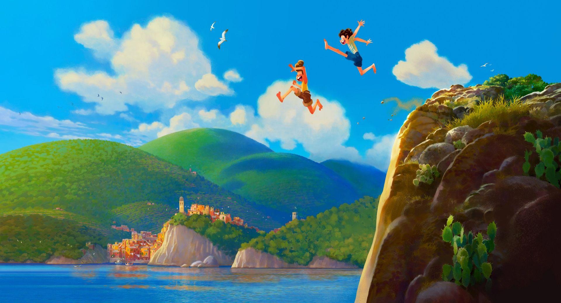 Luca är Pixars nästa film