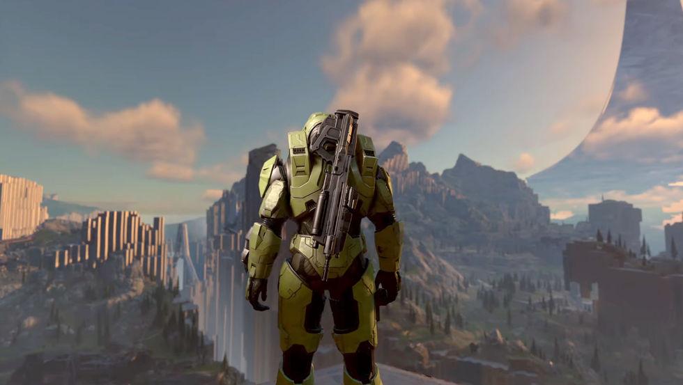 Flerspelardelen i Halo Infinite är gratis att spela
