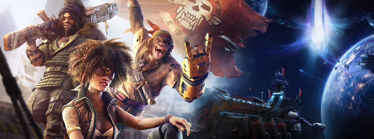 Spelet Beyond Good & Evil ska filmatiseras