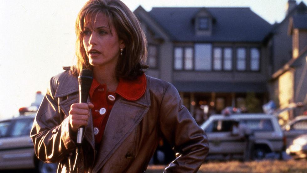 Courteney Cox dyker upp i Scream 5
