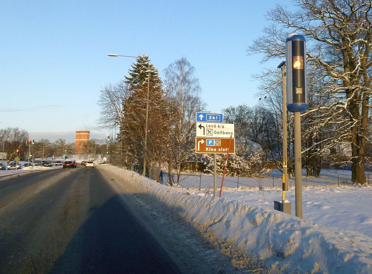 Fartkamera i Göteborg fångar flest fartsyndare