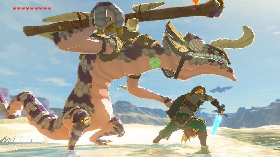 Zelda-recept dyker upp i historisk roman