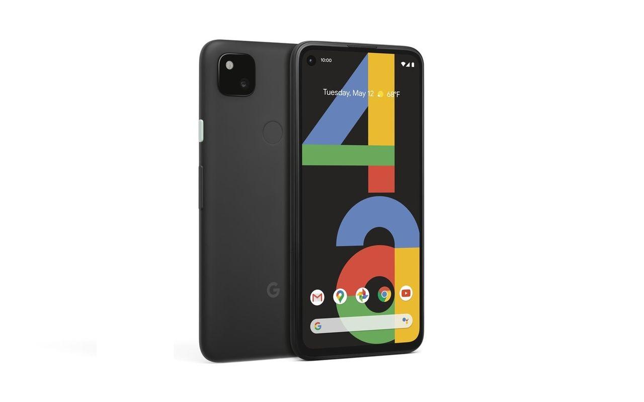 Google presenterar Pixel 4a