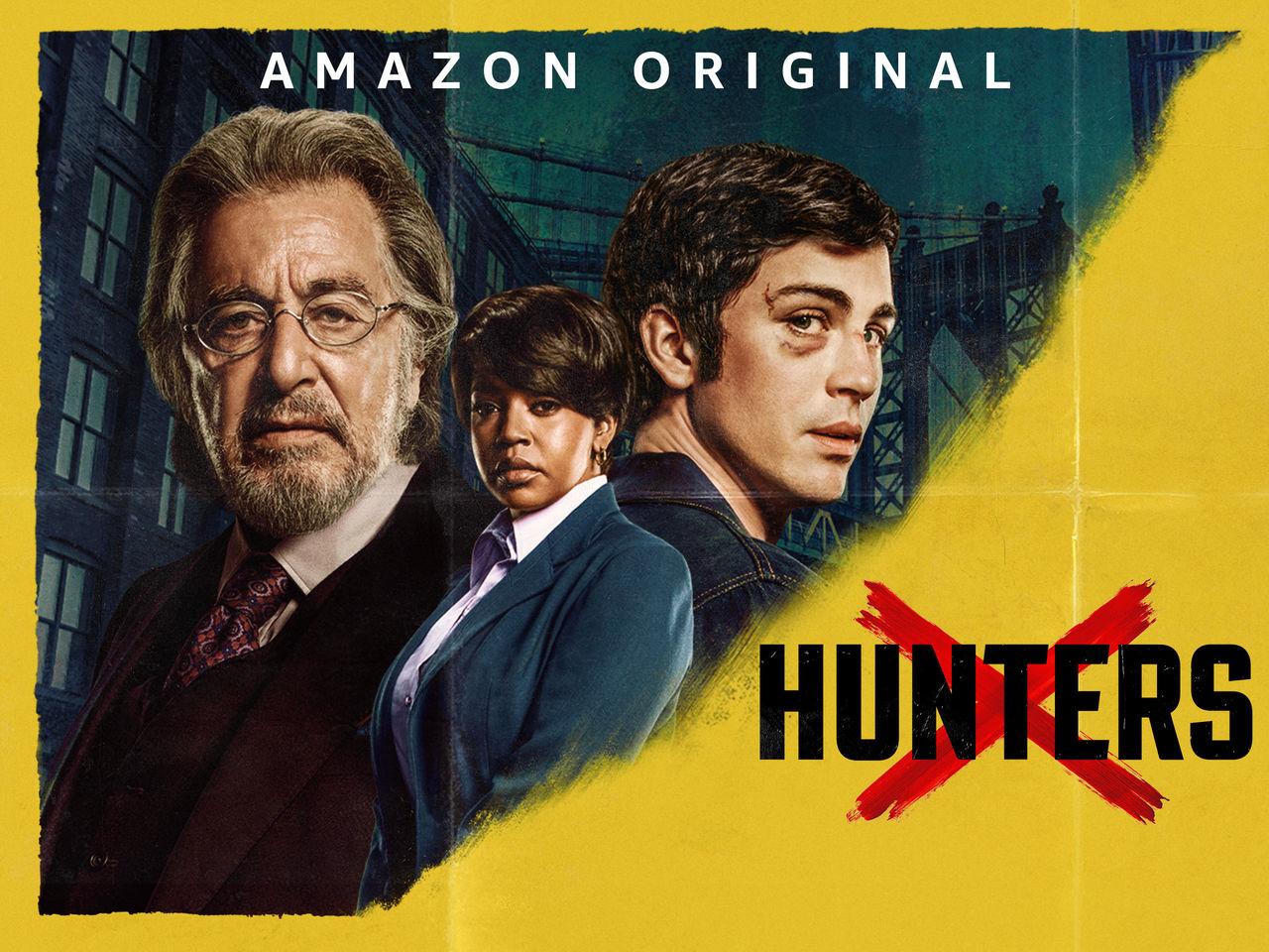 Amazon beställer äntligen ny säsong av Hunters
