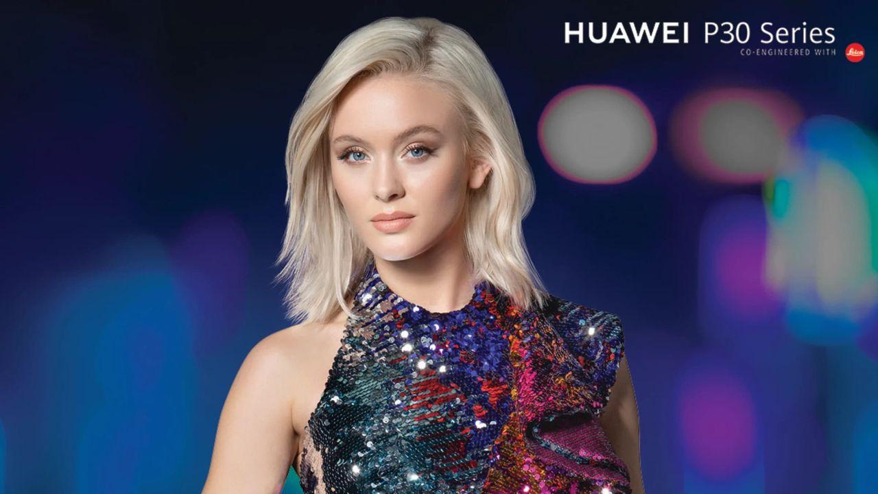Zara Larsson ångrar reklamsamarbete med Huawei