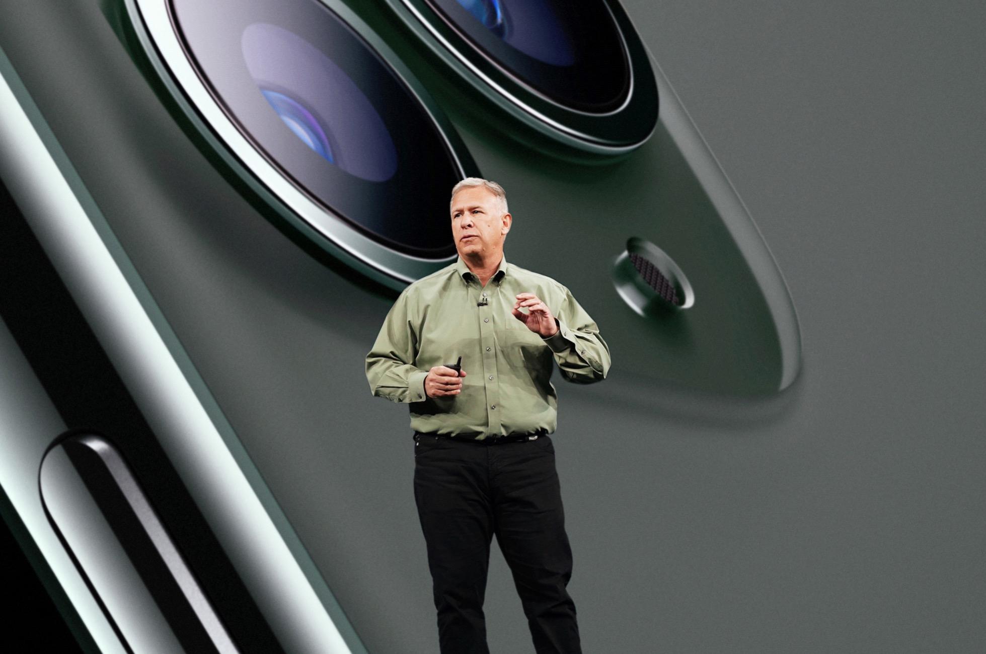 Apple tappar marknadschefen