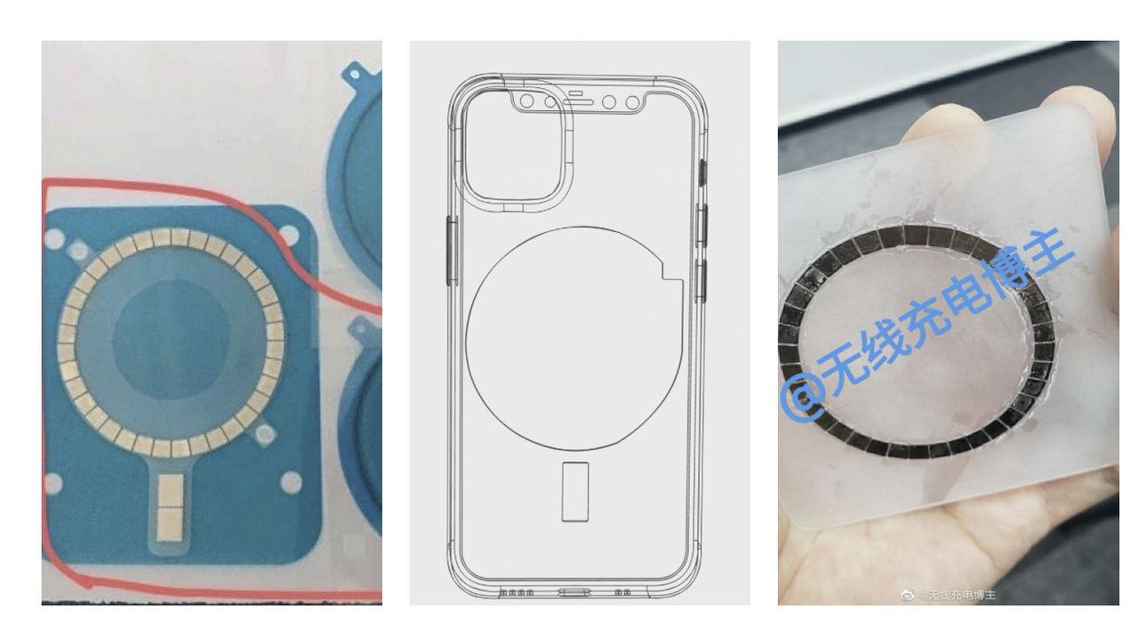 iPhone 12 verkar förses med någon slags magnetisk funktion