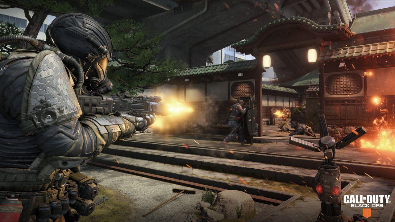 Årets Call of Duty utvecklas av Treyarch och Raven