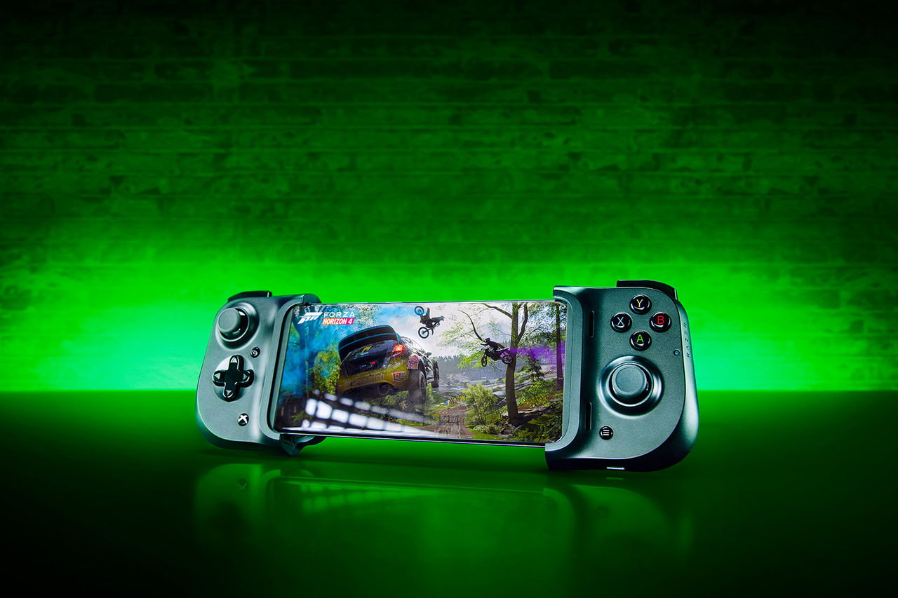 Razer visar upp Xbox-version av Kishi