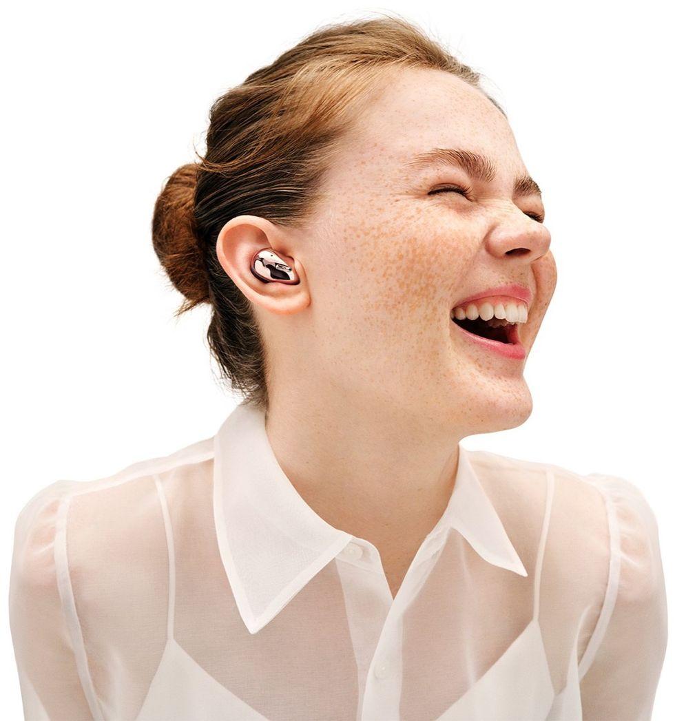 Det här är Samsungs nya in-ear-lurar Galaxy Buds Live