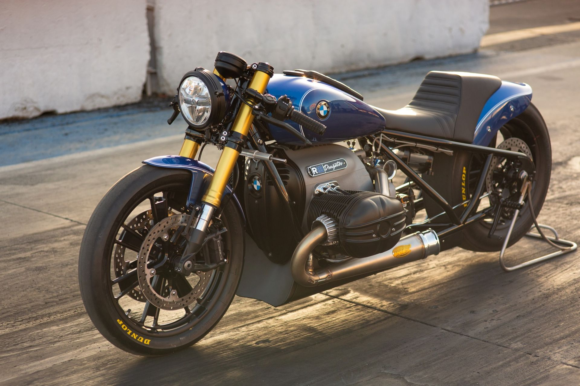 BMW Motorrad presenterar R 18 Dragster