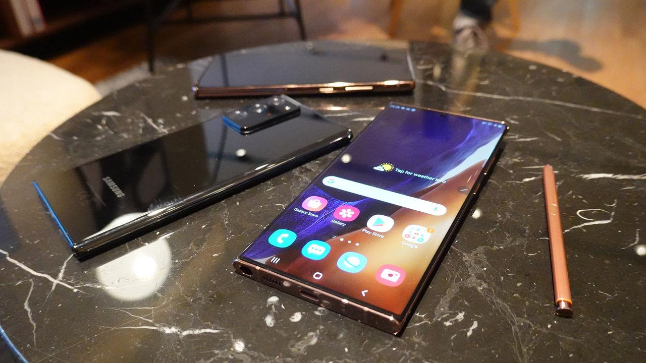 Samsung lovar tre års Android-uppdateringar