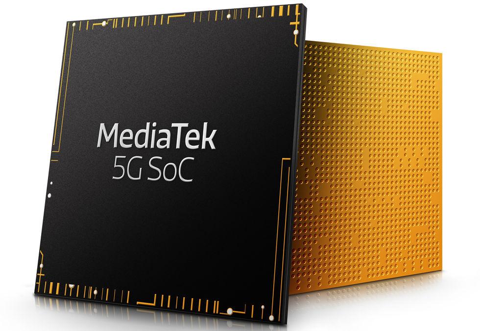 MediaTek presenterar 5G-chip för laptops