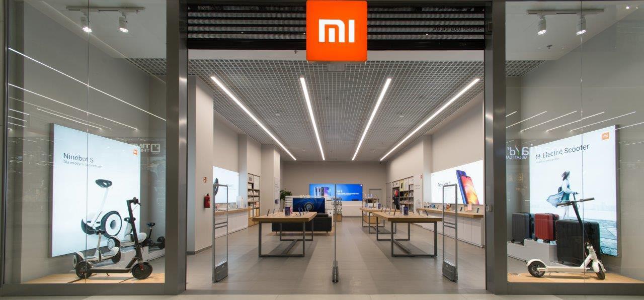 Xiaomi öppnar sin första Mi Store i Sverige