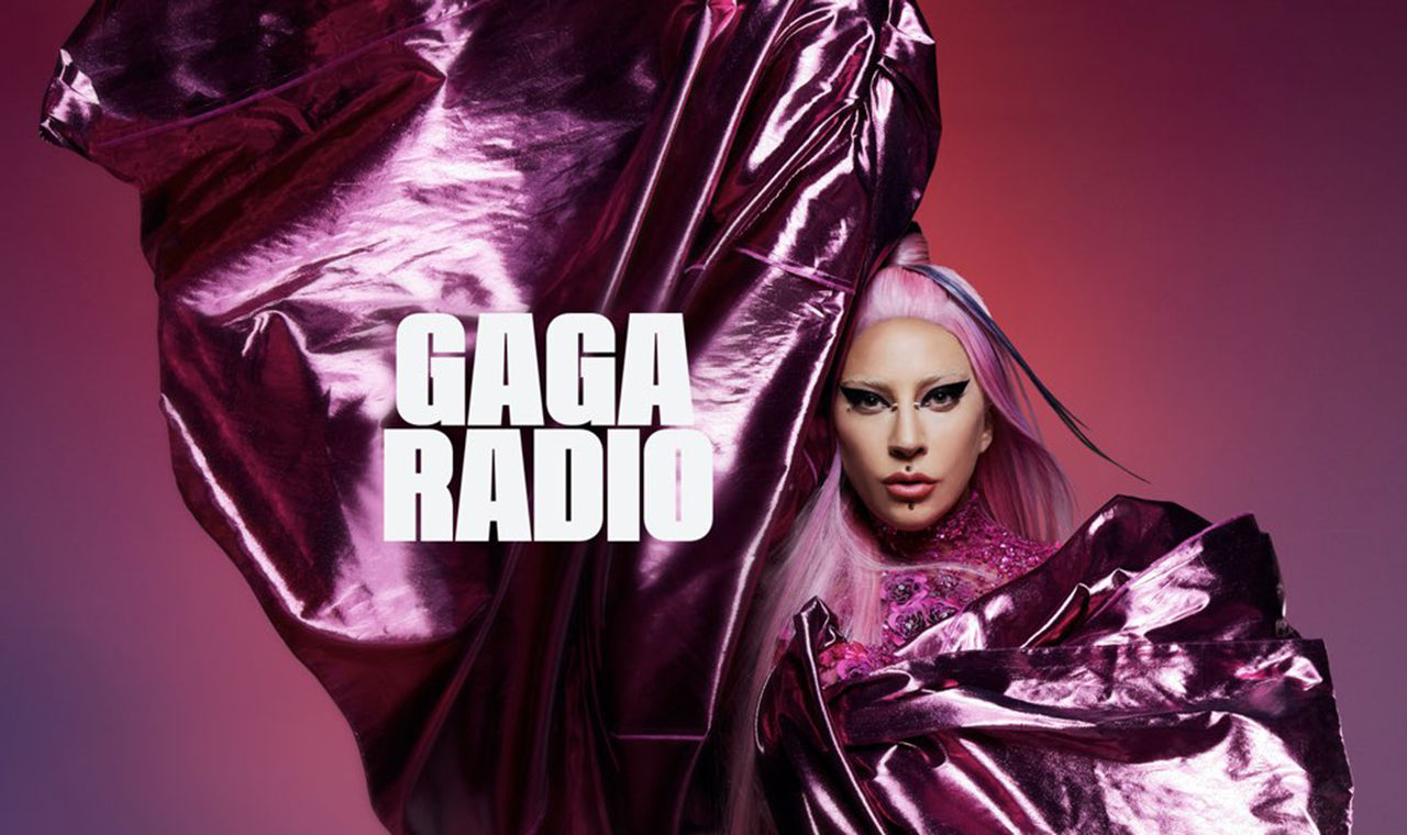 Idag har Gaga Radio premiär