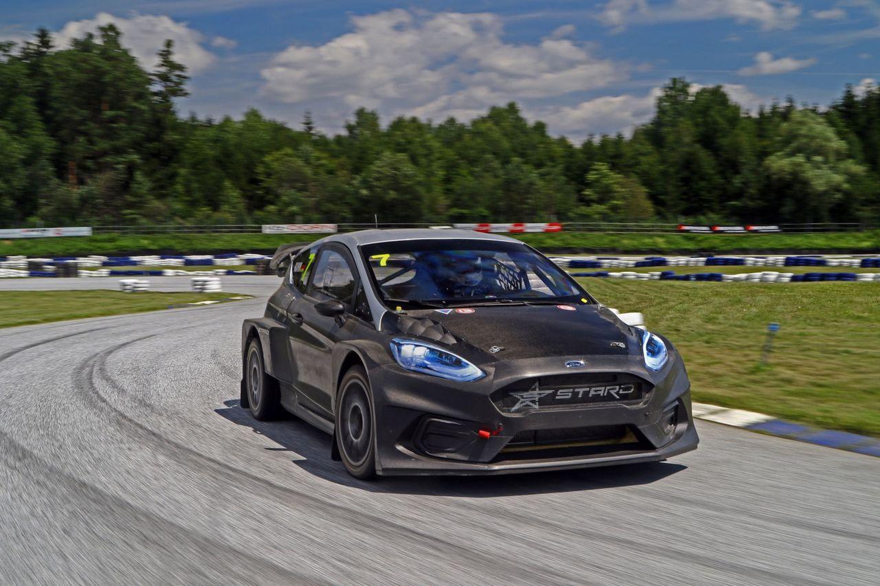 Ken Block ska köra rallycross med eldriven Ford Fiesta