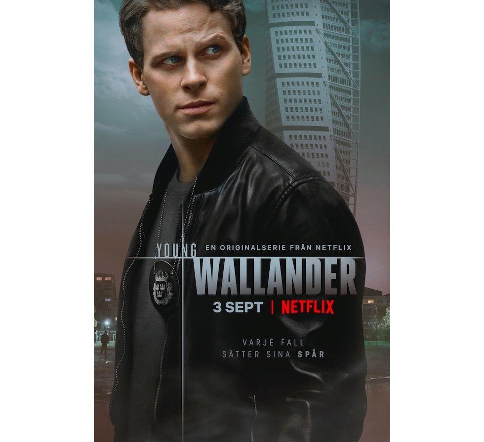 Young Wallander har premiär den 3 september