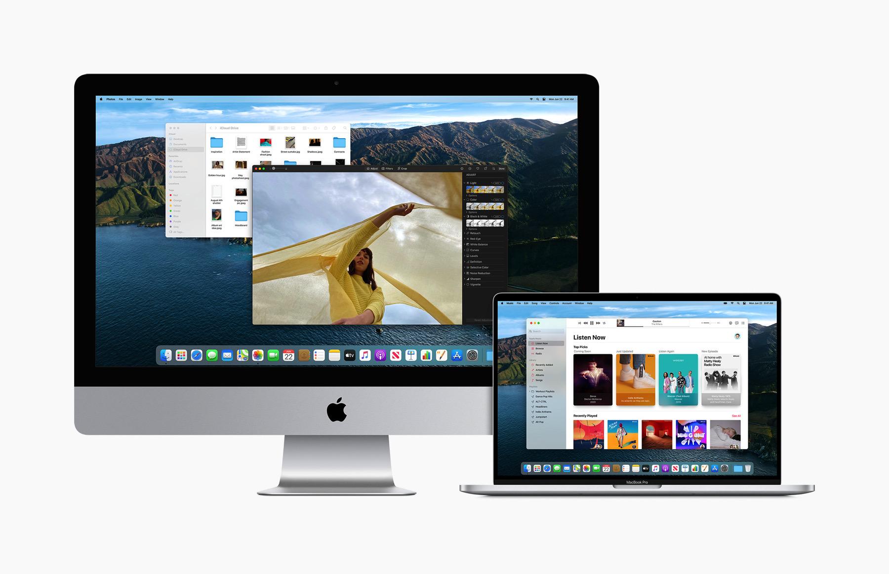 Nu kan du betatesta macOS Big Sur Messages, Maps och Safari har fått lite kärlek