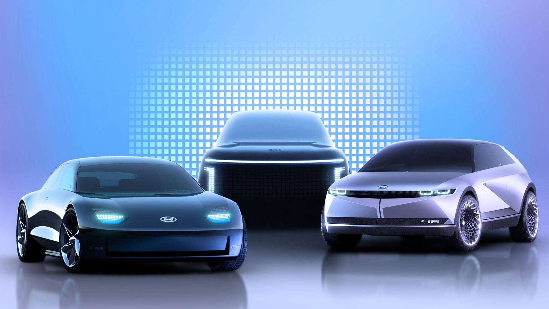 Hyundai gör Ioniq till ett eget varumärke