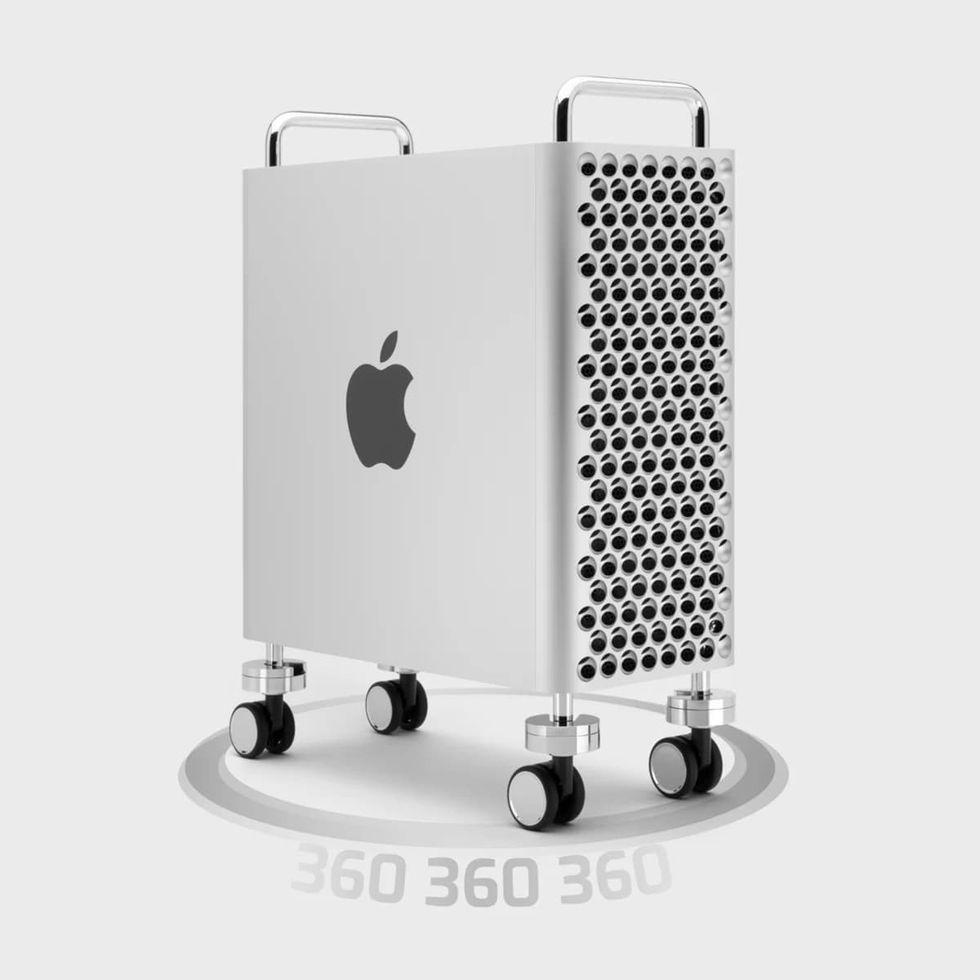 Rulla runt din Mac Pro med hjulen OWC Rover Pro