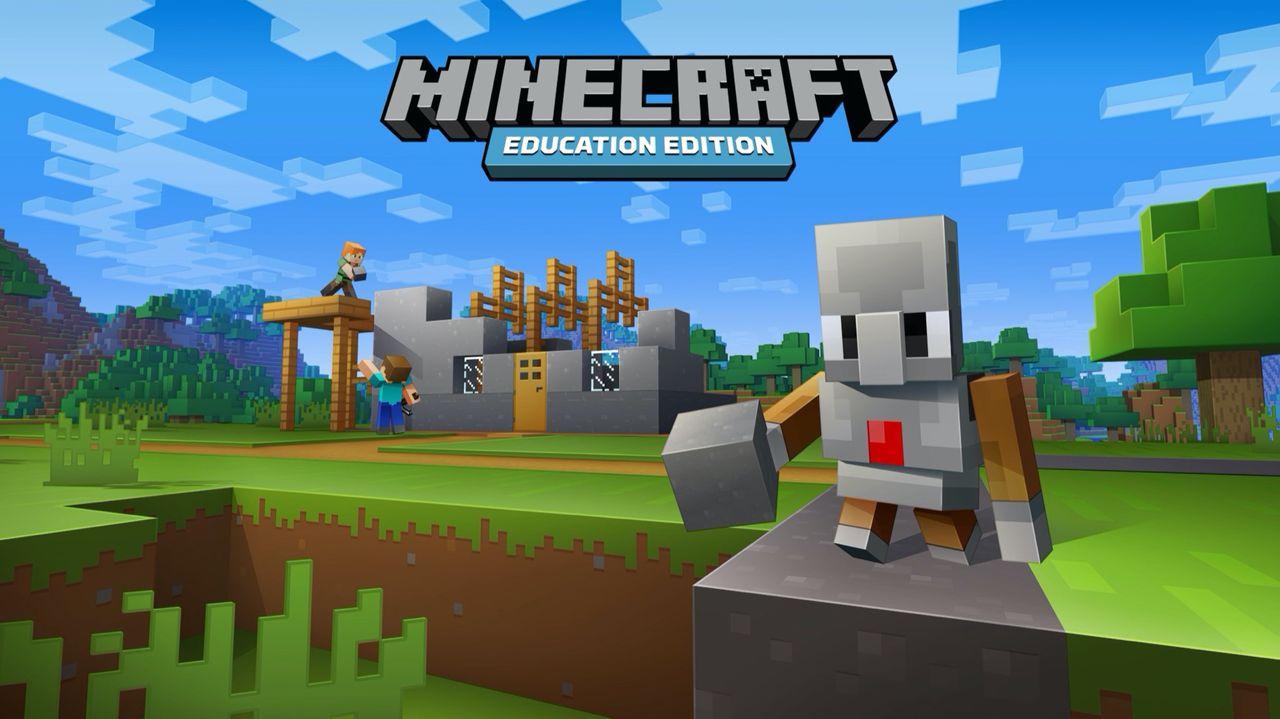 Minecraft: Education Edition släppt till Chromebooks