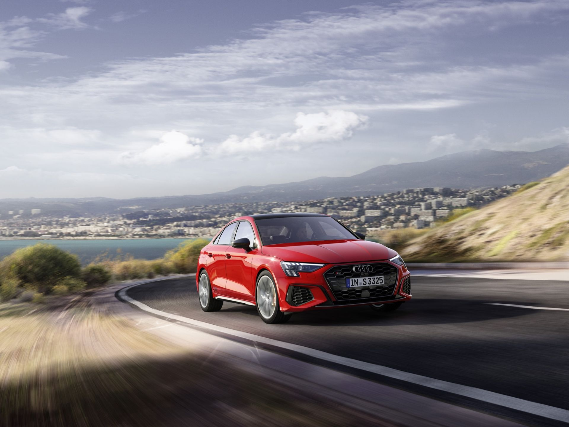 Audi presenterar nya S3 Sportback och S3 Sedan