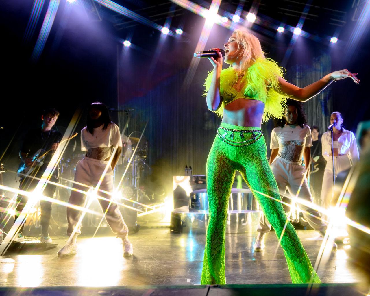 Apple Music plockar bort Zara Larssons musik i Kina