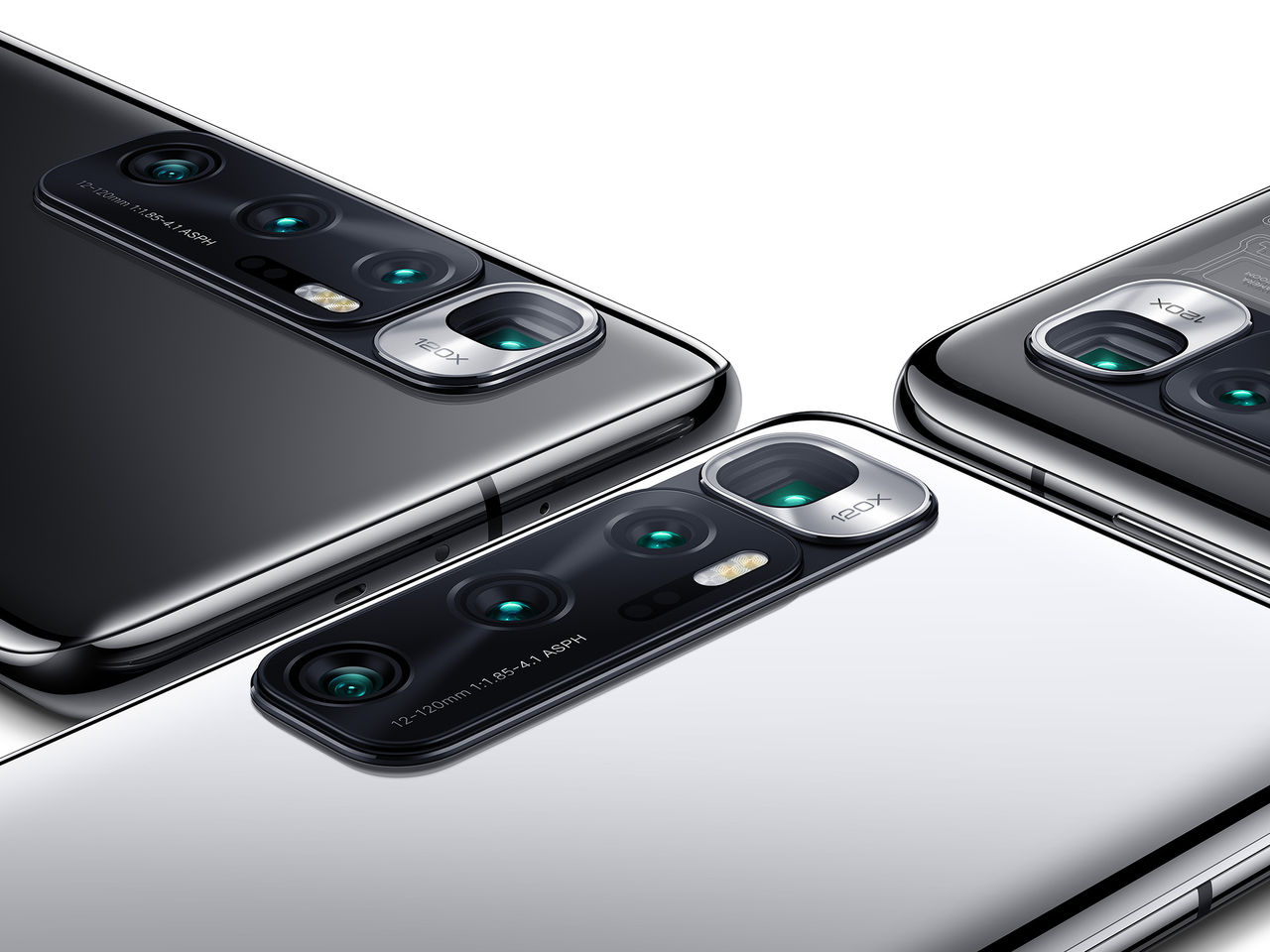 Xiaomi presenterar Mi 10 Ultra
