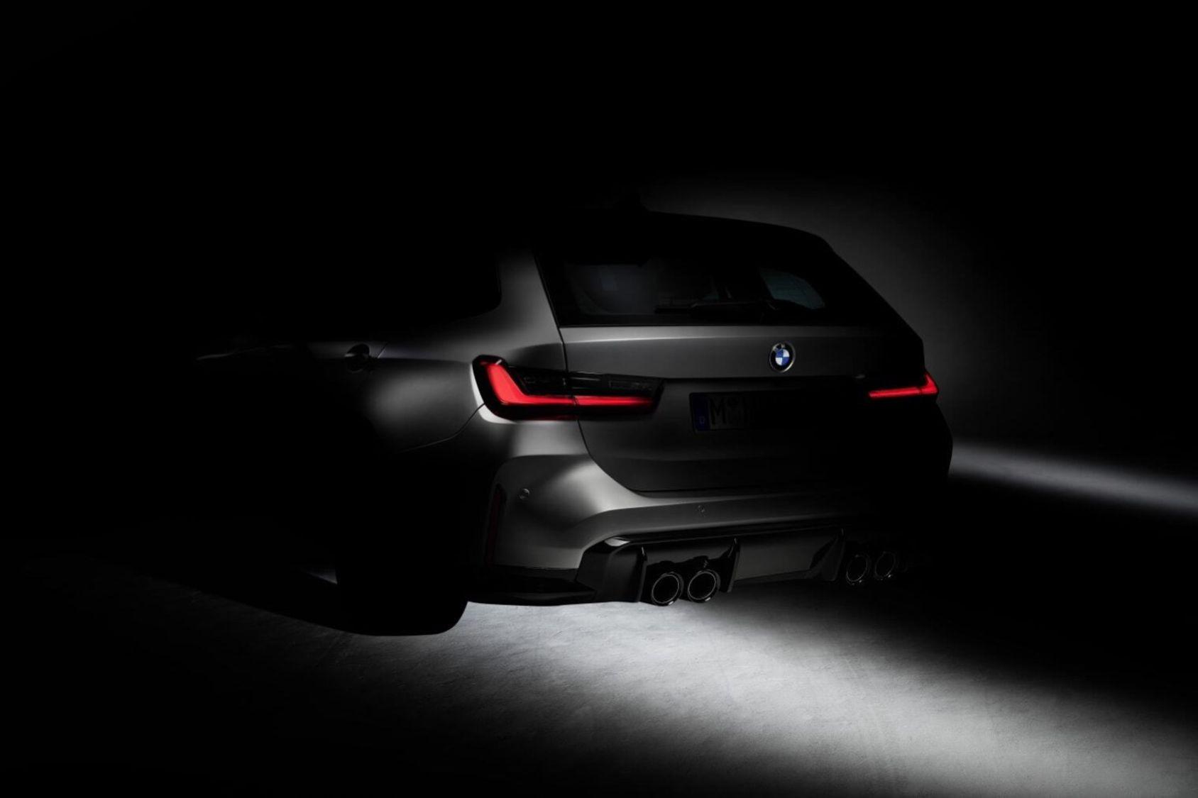 BMW M3 som kombi blir av - tester inleds nu