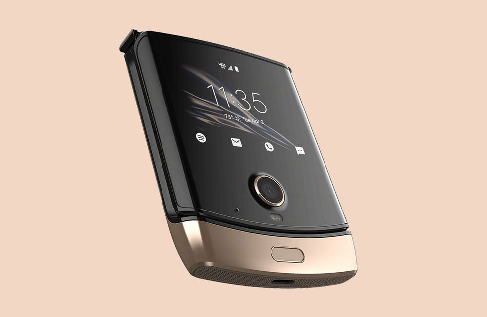 Motorola teasar Razr-event 9 september