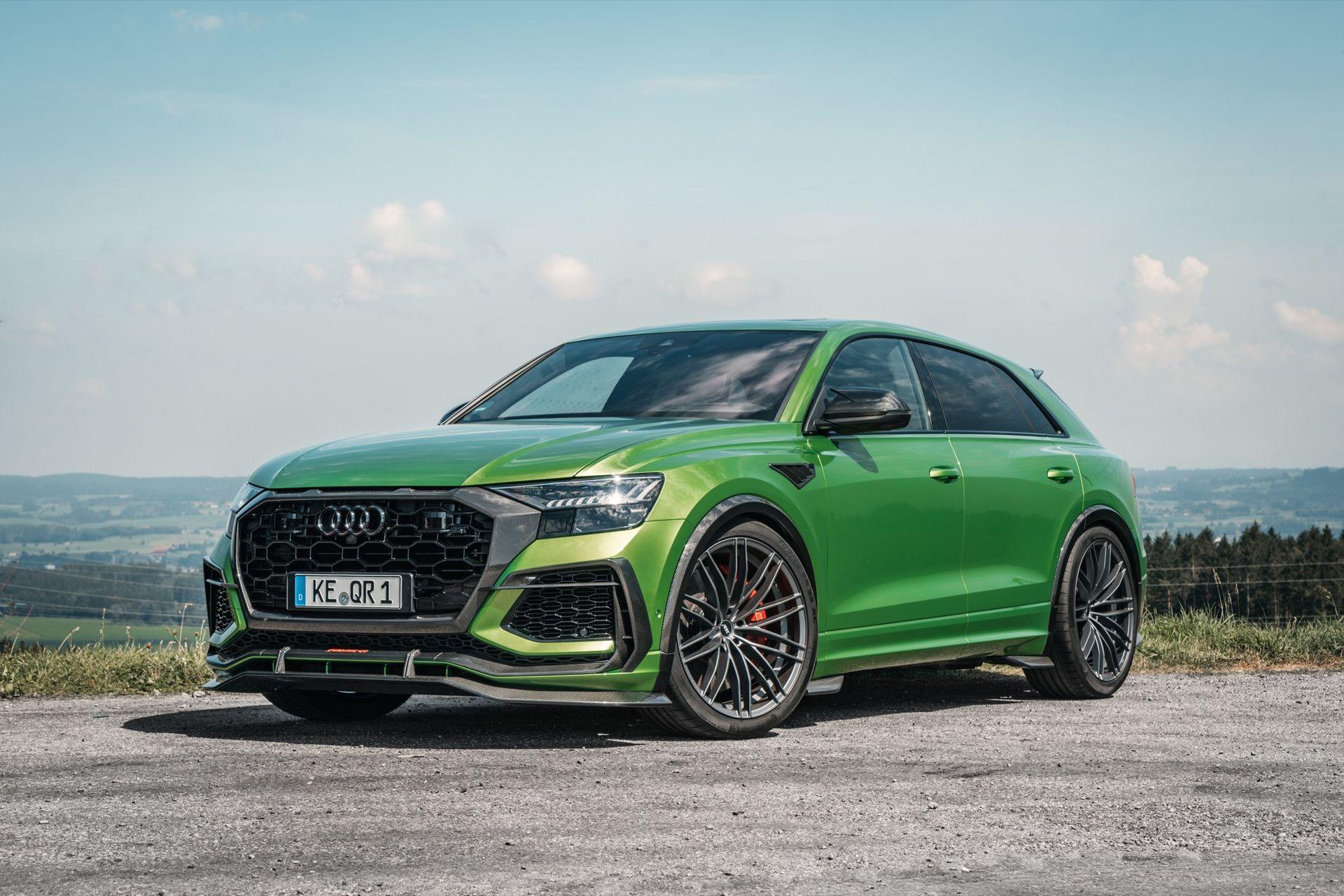 ABT piffar till Audi RS Q8