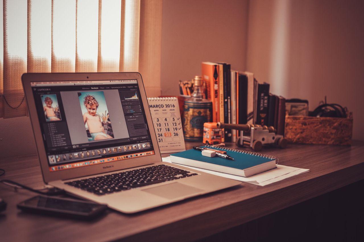 Photoshop testar verktyg för att hitta bilder som redigerats