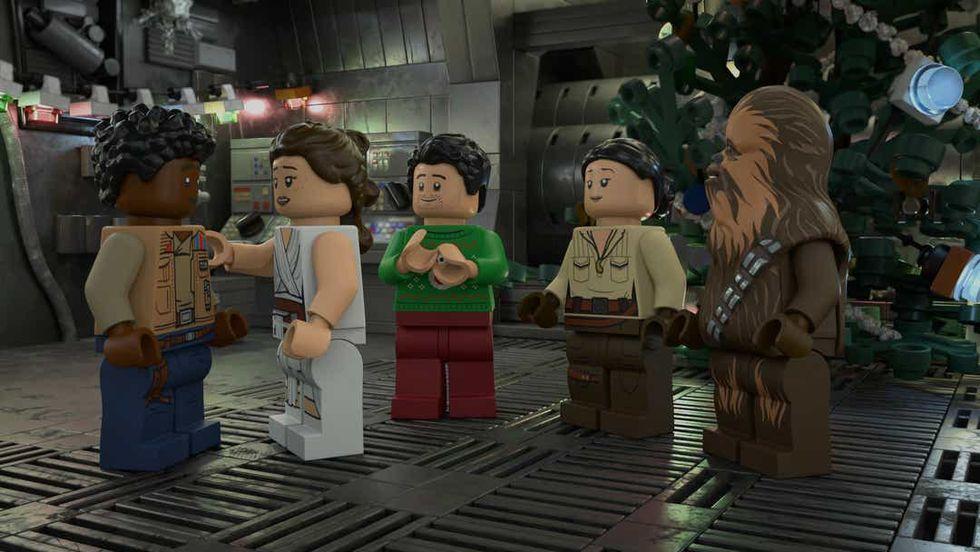 Disney+ ska visa Star Wars julspecial