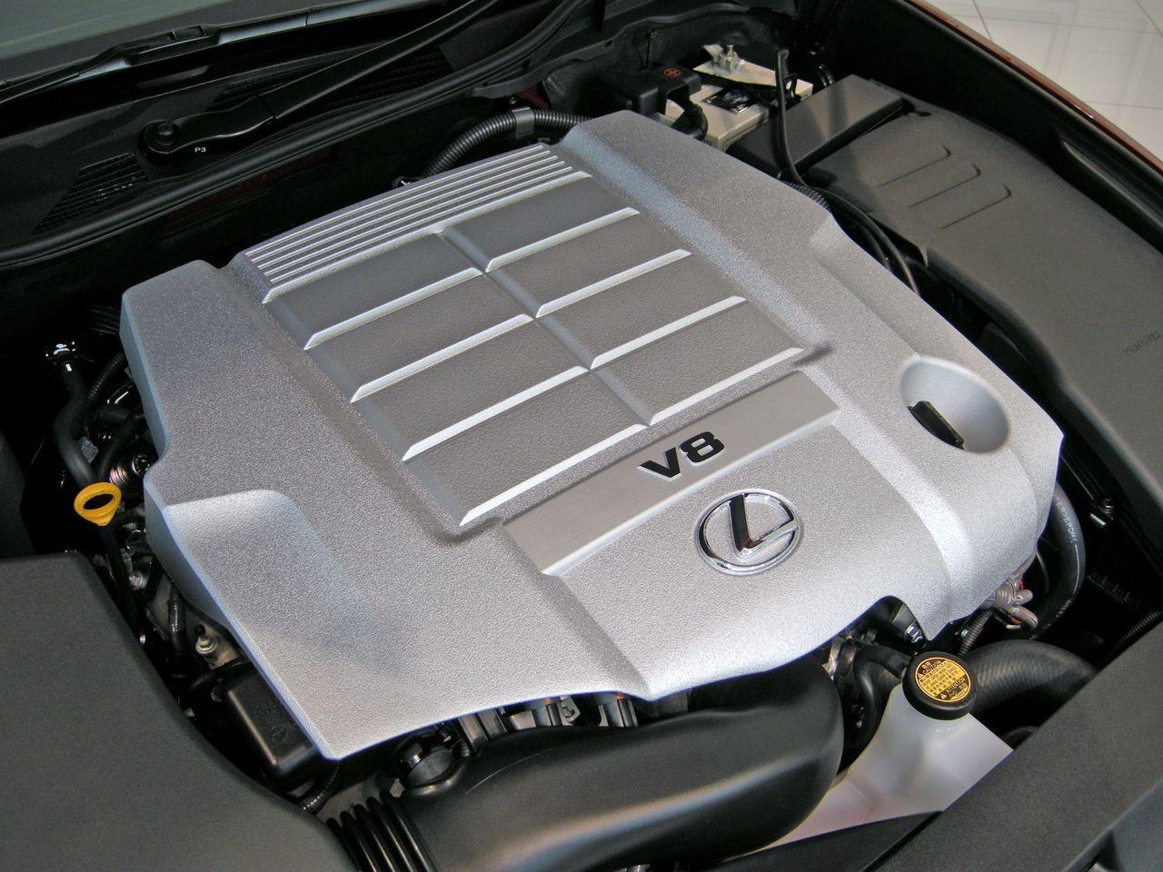 Toyota har slutat utveckla V8:or
