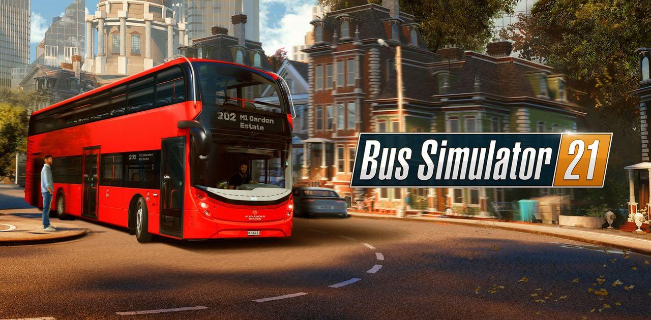 Teaser för Bus Simulator 21