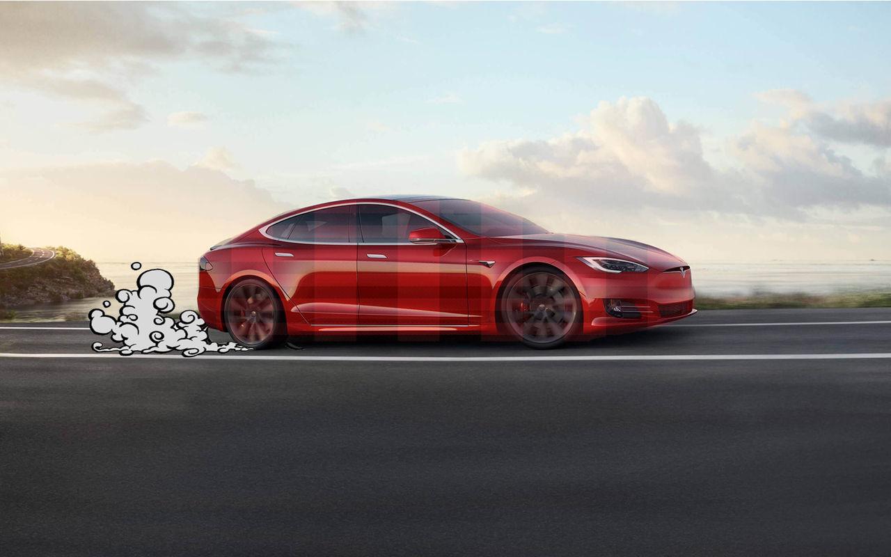 Model S Plaid presenteras nästa månad?