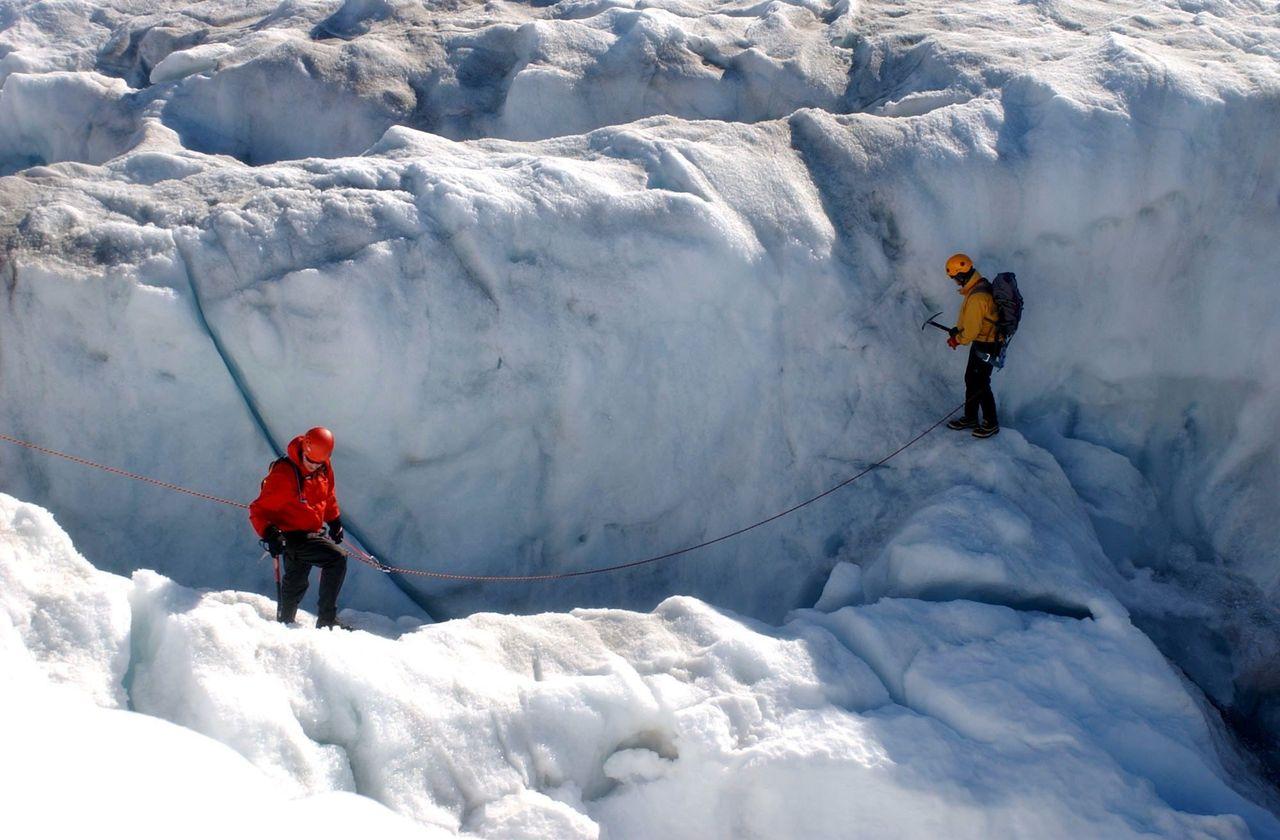 Studie säger att Grönlandsisen krympt bortom återhämtning