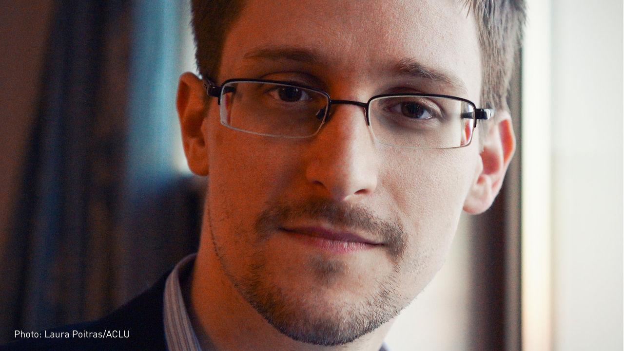 Edward Snowden kan benådas av Donald Trump
