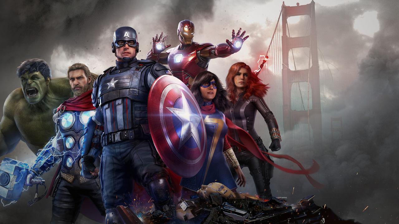 Kodjägare hittar lista över hjältar till Marvel's Avengers