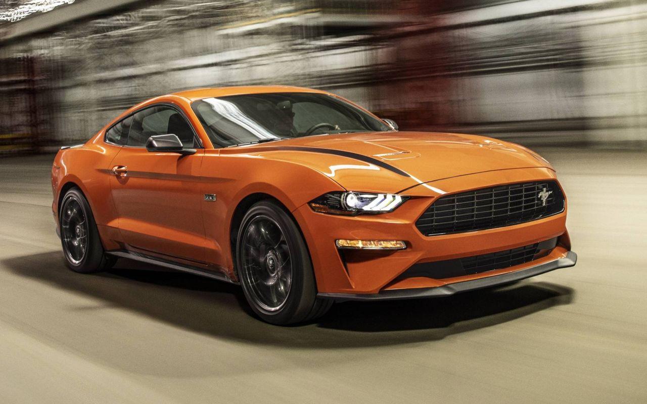 Ny Ford Mustang kommer 2022