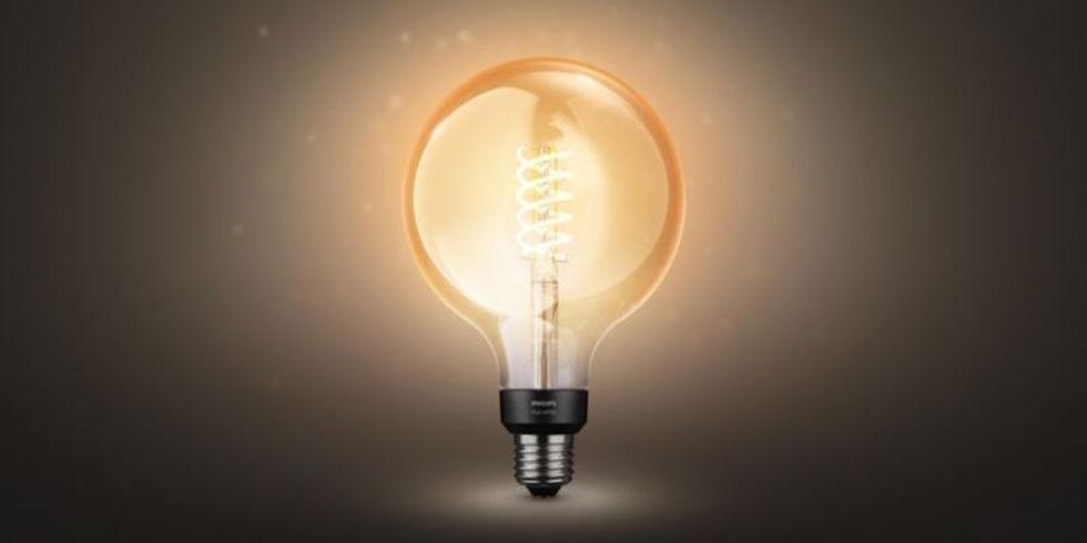Nya filamentlampor och annat godis från Philips Hue